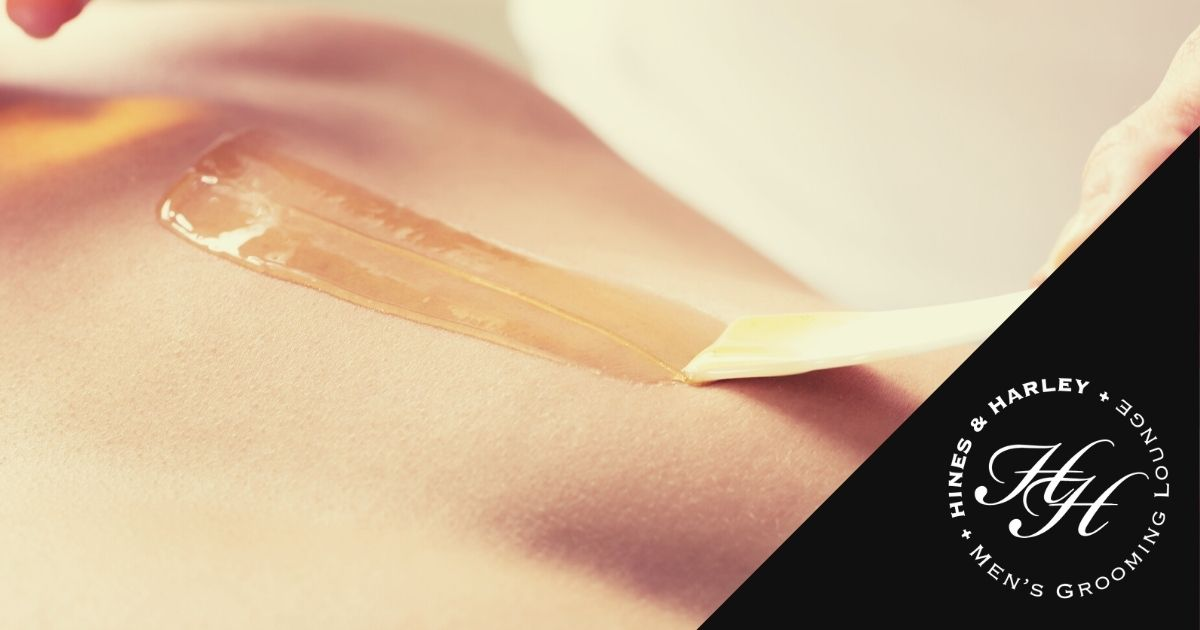 YES, MISTER, WAXING CAN WORK FOR YOU